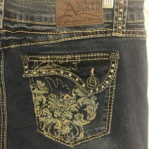 Adiktd Jeans Boot Cut Size 8